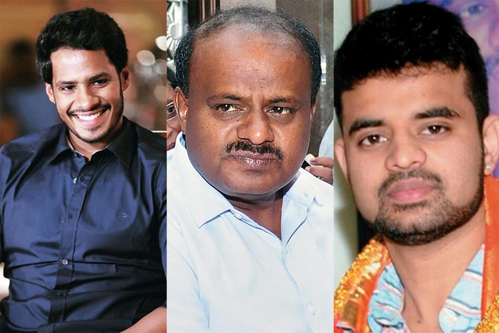 Karnataka CM's Son To Make Political Debut?