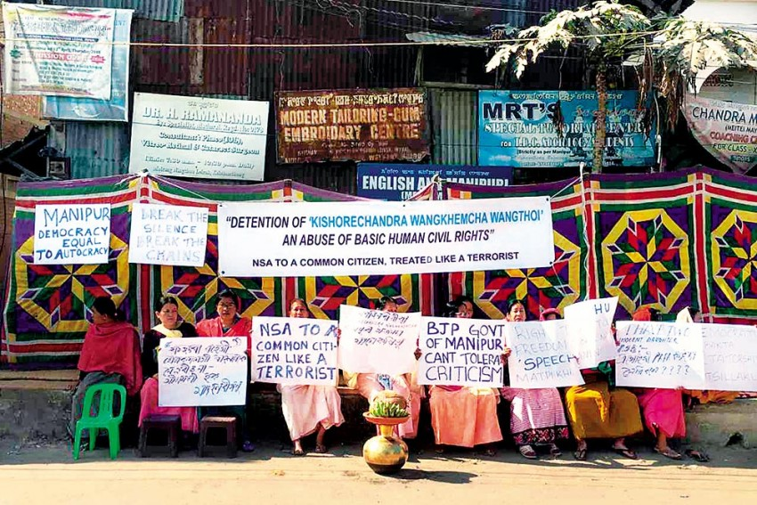 Journalist's Arrest: In Manipur, Judiciary Is Being Progressively Dwarfed By Executive
