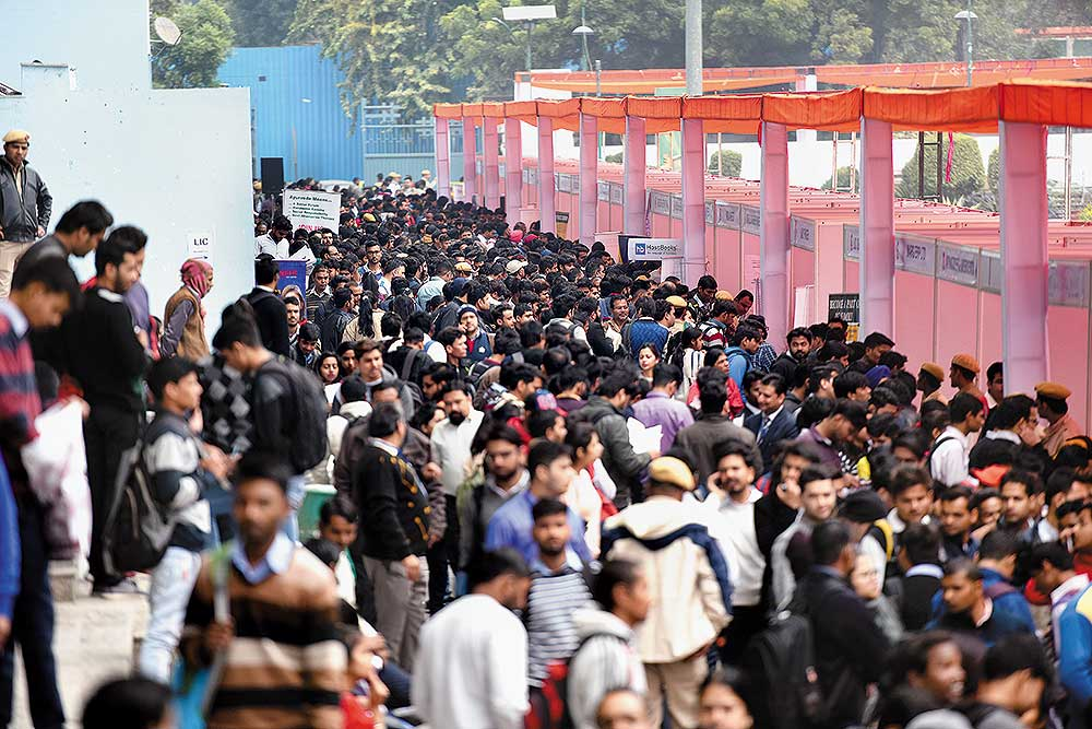Shame That India Spent More Time Fighting Perceptions Than Battle Unemployment