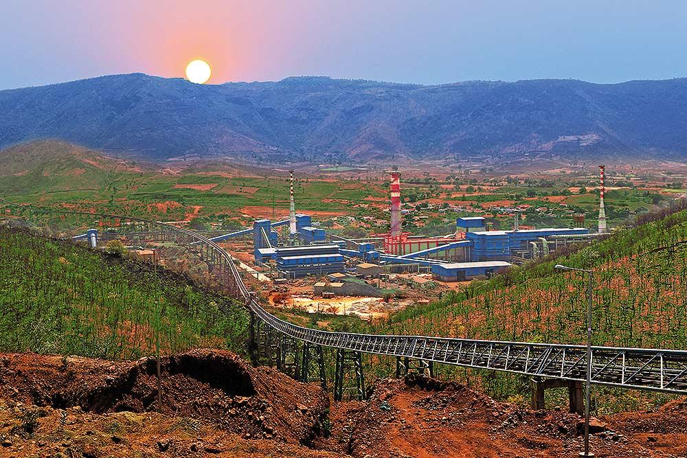 """Upgrading Mines Priority For NMDC"" ---N. Baijendra Kumar, CMD, NMDC"