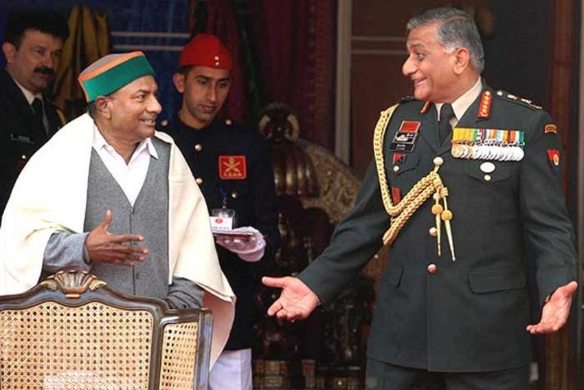 'It Was Treason': VK Singh Writes To PM Modi, Seeks Probe On 2012 'Coup' Report