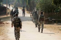 10 Maoists Killed In Encounter With Security Forces In Chhattisgarh