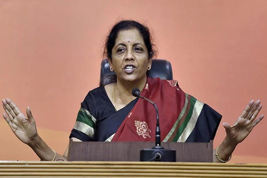 Flogging A Dead Horse: Nirmala Sitharaman On Explosive Rafale Report