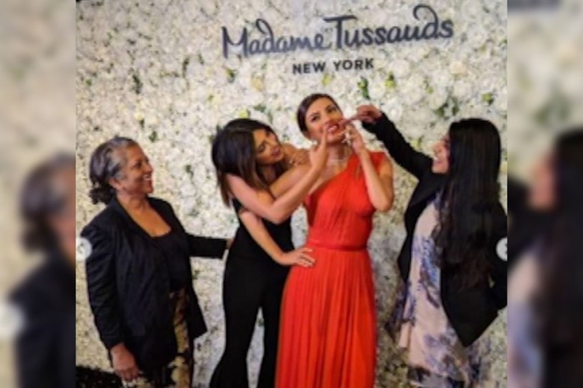 Priyanka Chopra Jonas Becomes First To Have Four Madame Tussauds Wax Figures