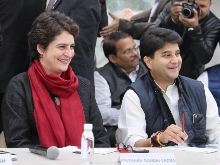 Will Eradicate Divisive Politics In UP, Says Priyanka Gandhi Vadra During Her First Party Meet