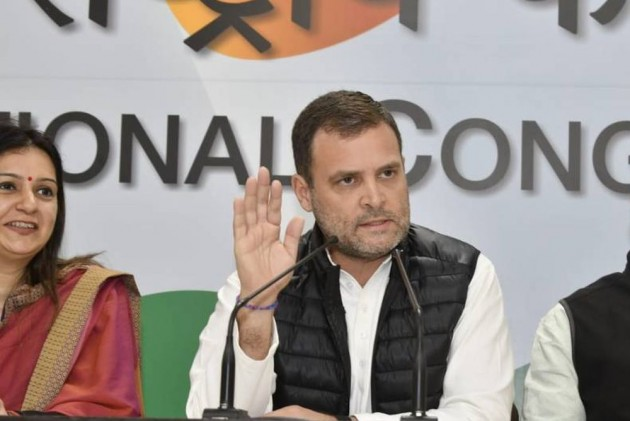 PMO Directly Involved In Rafale Deal, PM Modi Is Guilty: Rahul Gandhi