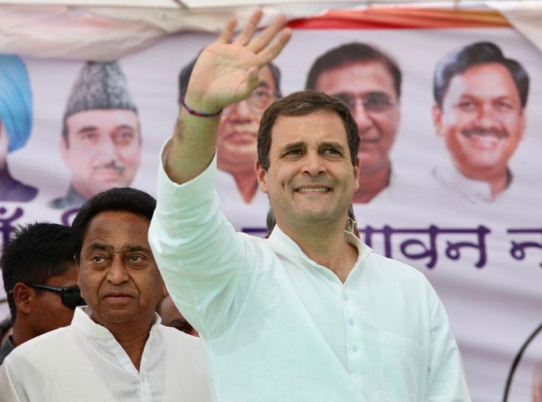 Rahul Gandhi To Address Farmers' Rally In Bhopal