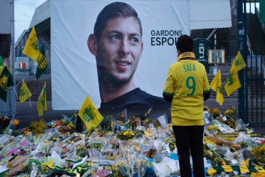 Emiliano Sala's Body Identified From Plane Wreckage, Confirm Police