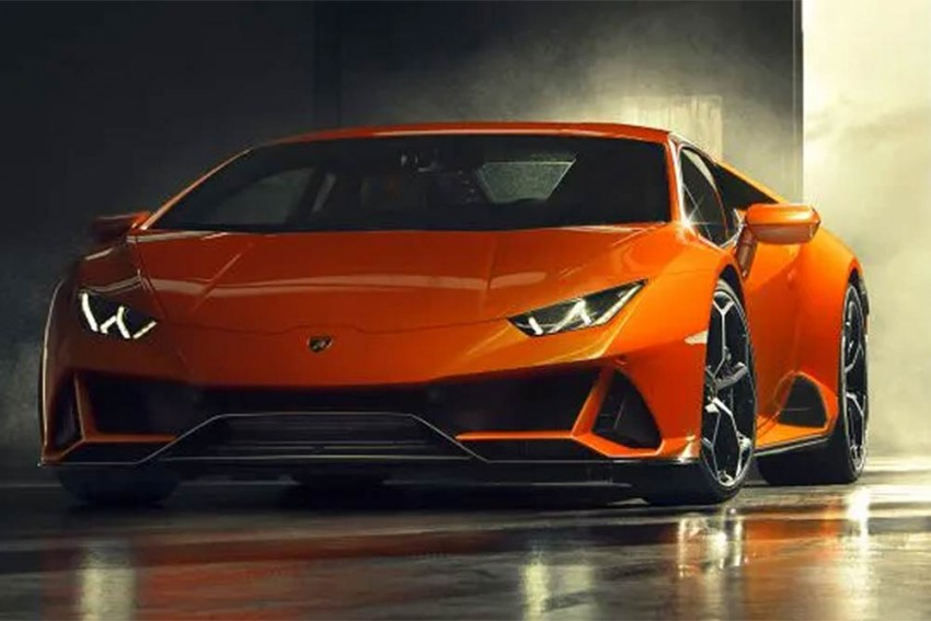Exclusive: Lamborghini Huracan EVO Spyder To Debut At Geneva Motor Show