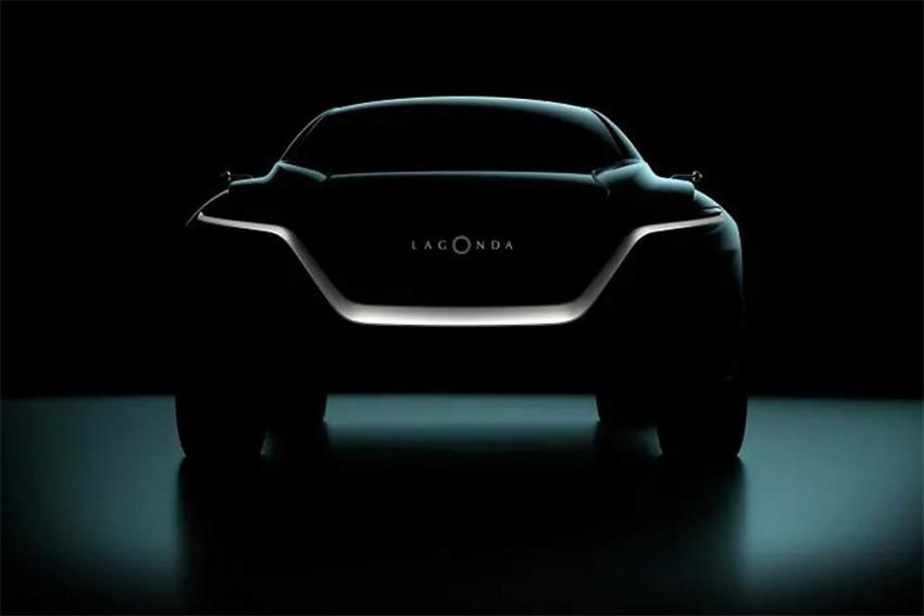 Lagonda All-Terrain Concept Is Aston Martin's First Electric SUV