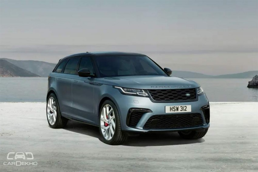 Performance-Oriented Range Rover Velar SVAutobiography Dynamic Edition Unveiled