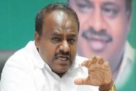 Kumaraswamy Acts Against Dissenting Cong MLA Hours Ahead Of Karnataka Budget