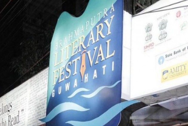 Authors From Across The Globe Meet At Brahmaputra Literary Festival