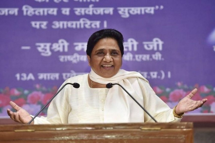 BSP Calls Off Alliance With Haryana's INLD, Ties Up With Saini's LSP