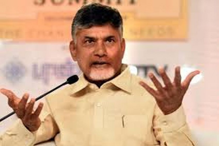 Andhra CM Calls For Massive Protests During PM Modi's Visit On Sunday