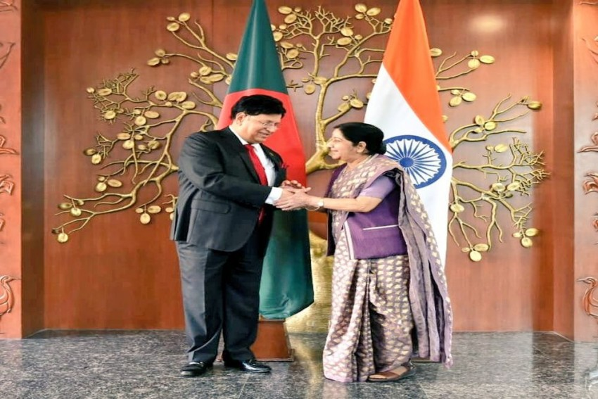 India To Work For 'Early Signing' Of Teesta Water Sharing Agreement: Report
