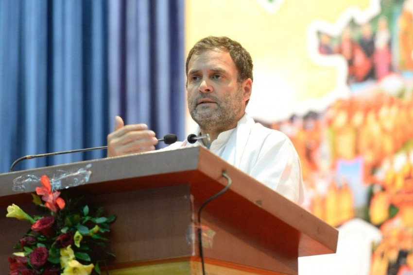 PM Modi Can't Leave Aside His Public Relations Even For Five Minutes: Rahul Gandhi
