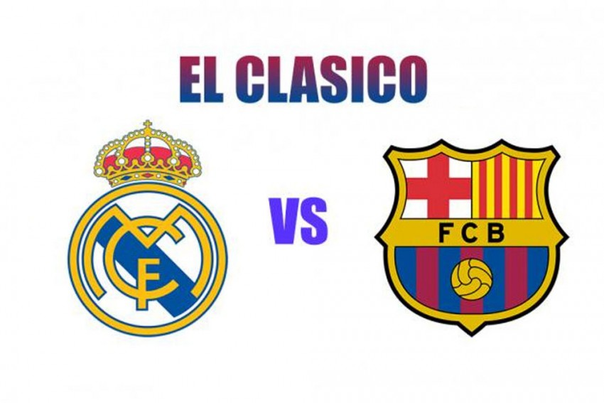 Real Madrid Vs Barcelona: When And Where To Watch Fourth 'El Clasico' Match Of The Season