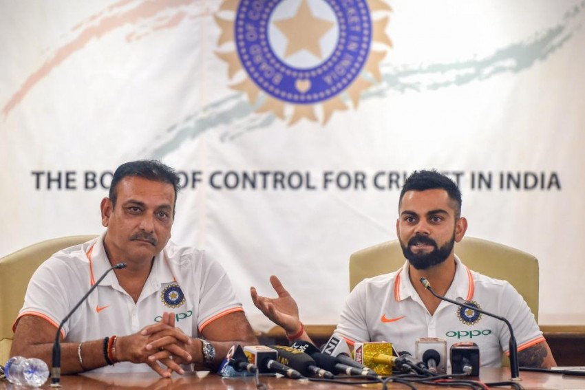 India Vs Australia: Virat Kohli Endorses Coach Ravi Shastri's Call, Says Ready To Bat At No 4