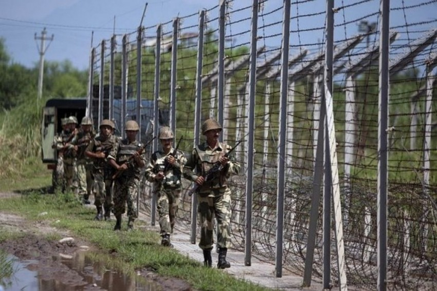 BSF Apprehends Man In Punjab After His Suspicious Movement Along India-Pak Border
