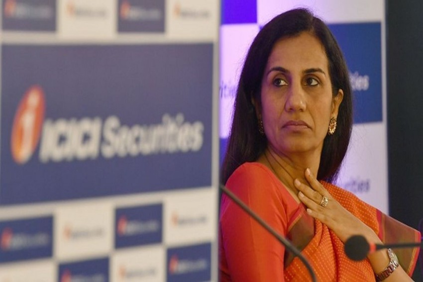 Chanda Kochhar's Residence Raided By ED In ICICI Bank-Videocon Case