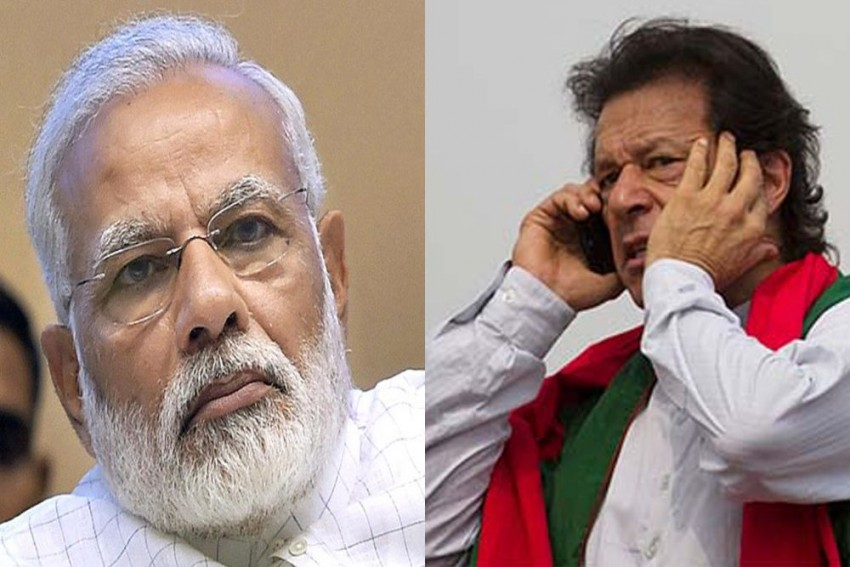 Imran Khan Tried To Contact PM Modi Thrice, But Received No Positive Response