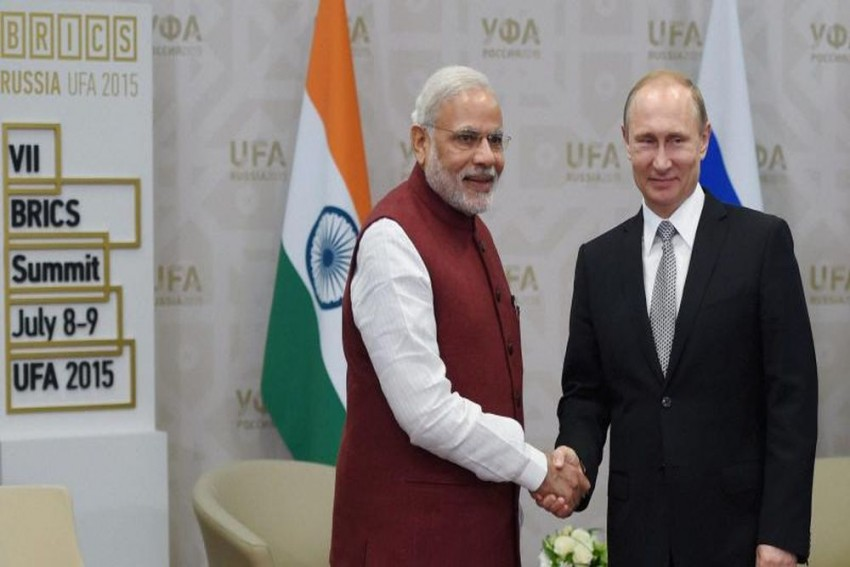Russia Ready To Host Talks Between India, Pak To Ease Tensions: Lavrov