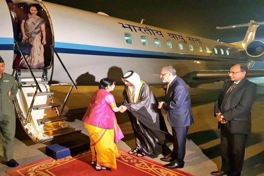 Sushma Swaraj To Address OIC Conclave In Abu Dhabi Today