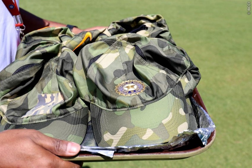 Indian Cricketers Wore Army Caps After Taking Permission From ICC: Report