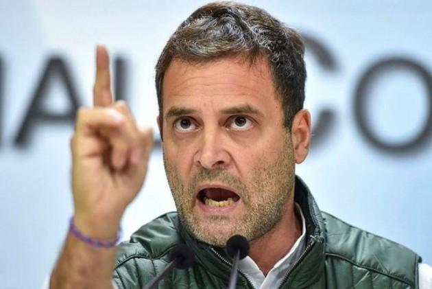Who Released Masood Azhar? Tell Families of 40 CRPF Jawans: Rahul Gandhi To PM Modi