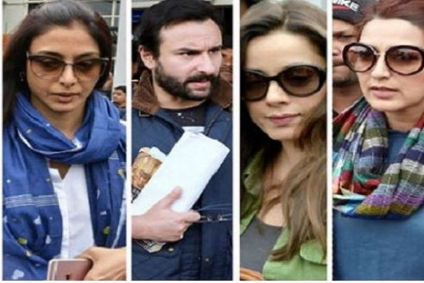 Rajasthan HC Issues Notice To Saif Ali Khan, Tabu, Sonali Bendre And Neelam Kothari In Blackbuck Case
