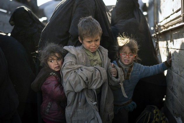 UNICEF Says Over 1,100 Childred Were Killed In Syria In 2018