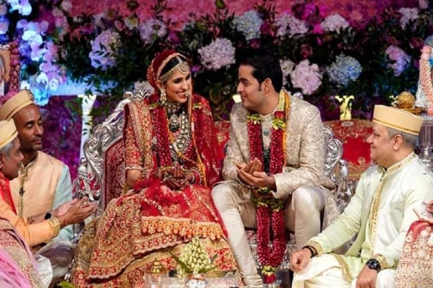 Film Celebs Galore At Akash, Shloka Ambani's Wedding  Celebration