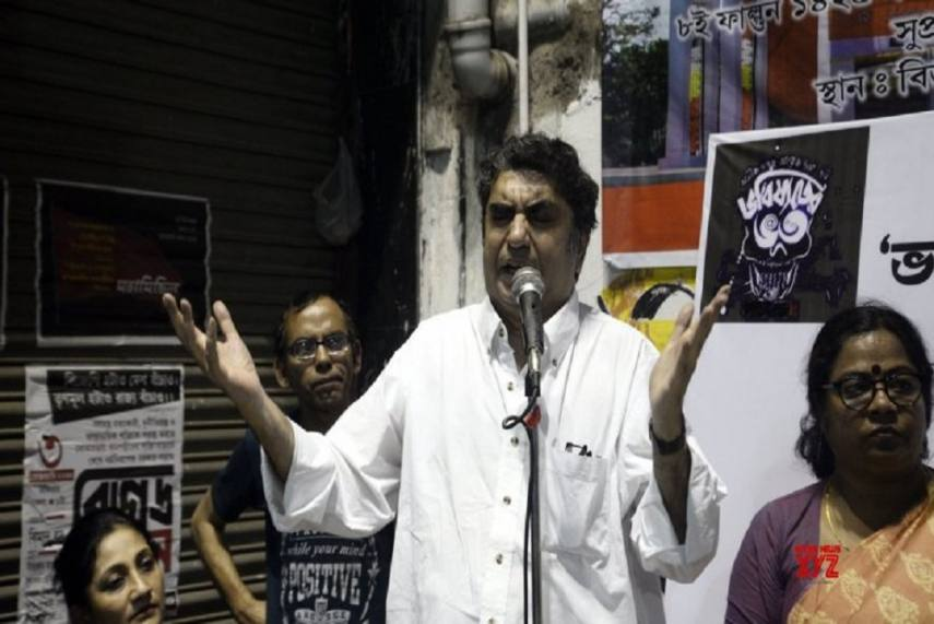 Bengali Film Fraternity Protests Over Withdrawal Of Political