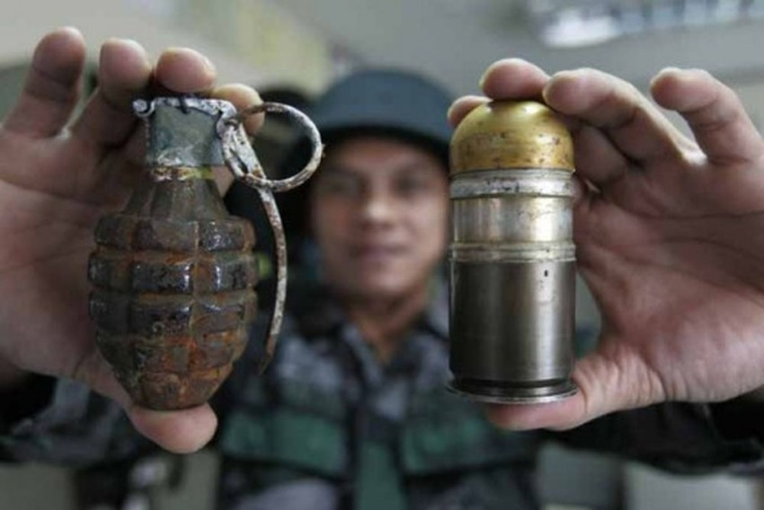 J&K: Youth Held With Grenades Outside Army Camp In Poonch