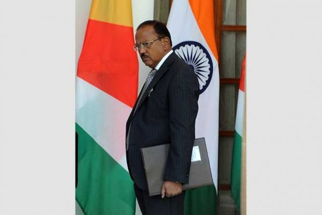 Citing NSA Ajit Doval's Old Interview, Congress Corners BJP Over Masood Azhar's Release