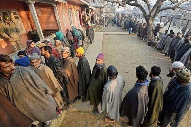 Since 1967, Simultaneous Polls Have Never Been Held In J&K