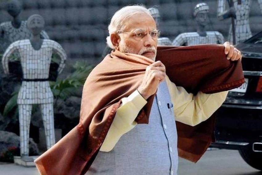 'Gandhi Ji Wanted Congress Disbanded', Writes PM Modi In His Blog