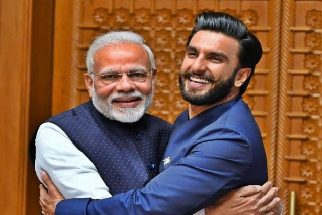 PM Modi Advised Us To Choose Content With Message Of Inclusive India, Says Ranveer Singh