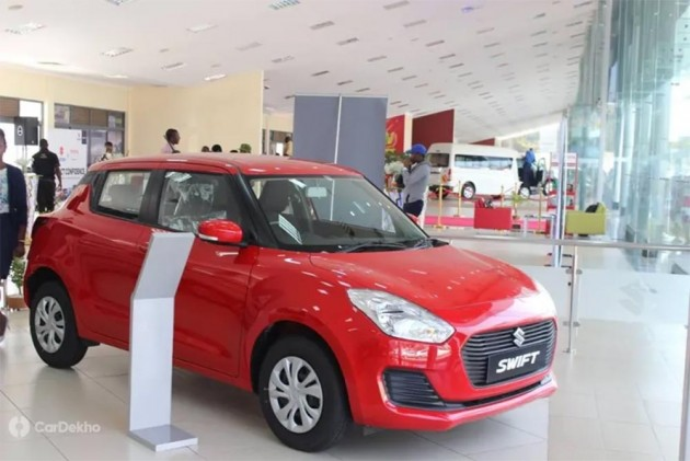 Toyota To Sell Suzuki Alto, Swift, Ciaz & More Cars In Kenya