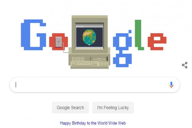 Google Doodle Celebrates 30 Years Of Scientist Tim Berners-Lee Who Invented 'World Wide Wibe'