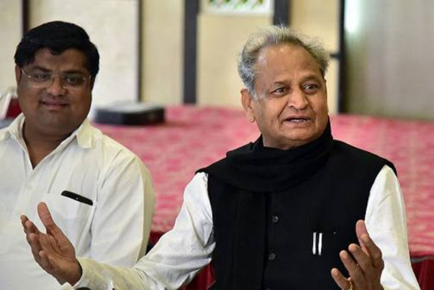 Ashok Gehlot Claims 15 Surgical Strikes Took Place Under Congress Rule