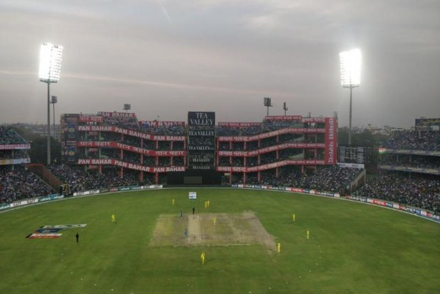 At Ferozeshah Kotla Stadium, 2,000 Vacant Seats, An Expensive Marquee, And Flop Show Of Local Heroes