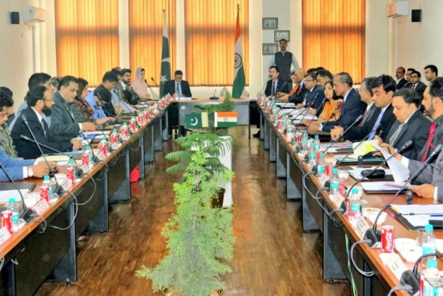India, Pak Hold 'Cordial' Meeting On Kartarpur Corridor