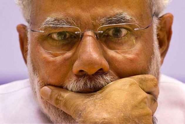 '56 Inch Hugplomacy': Congress Slams Govt Over Masood Azhar Issue