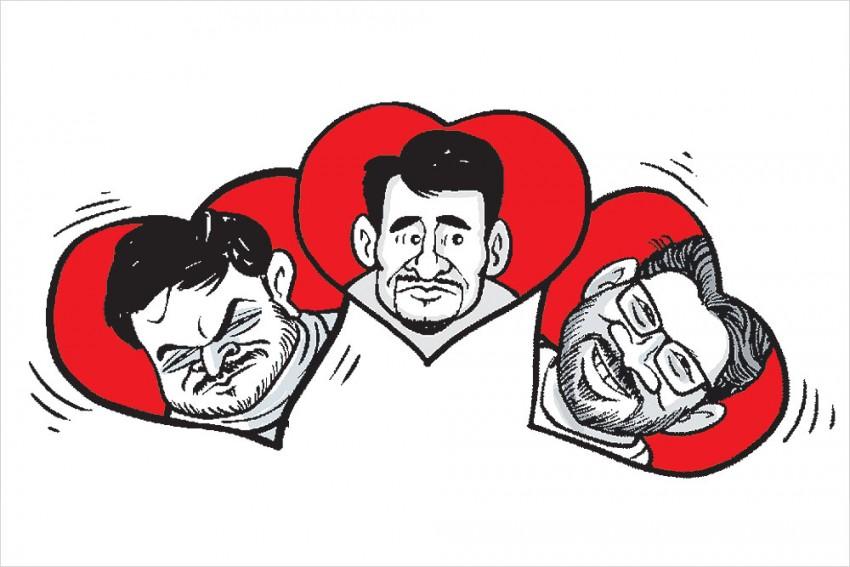 Hardik Patel, Alpesh Thakor, Jignesh Mevani: Three (Ex-) Musketeers?