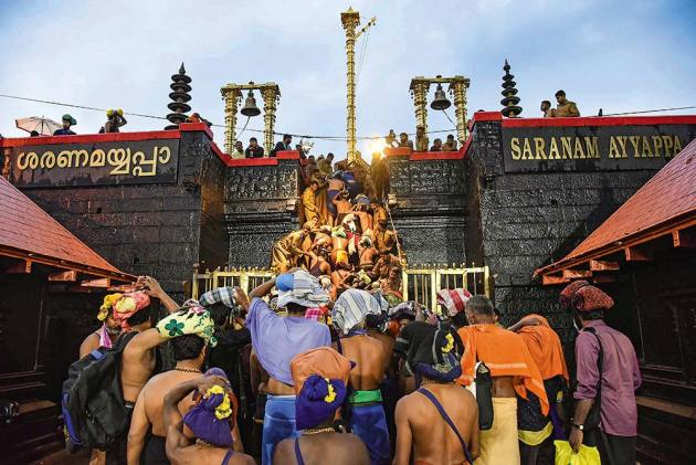Ahead Of Elections, Sabarimala Presents Itself As a Political Fruit Ripe For Plucking