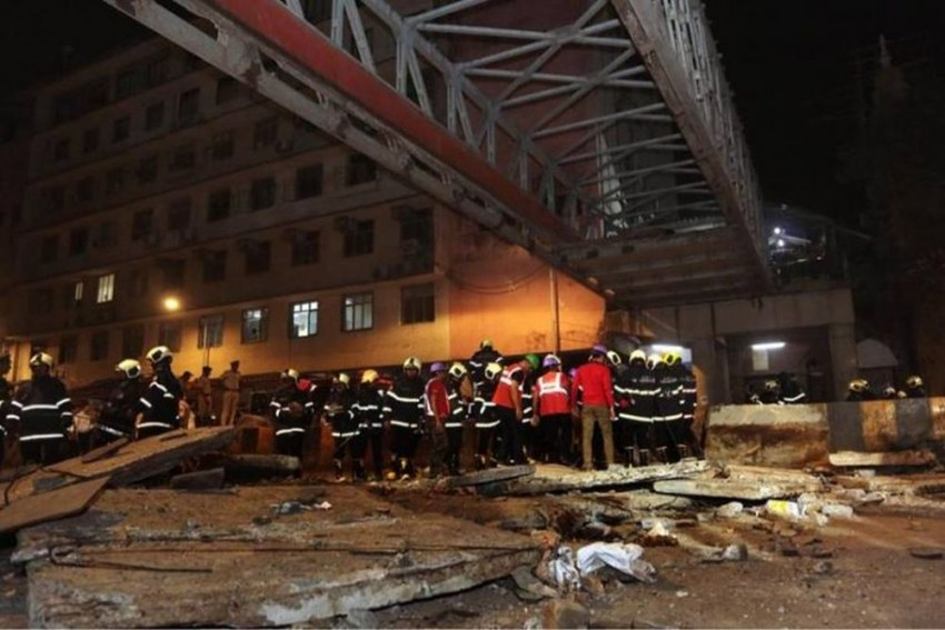 Scrap Bullet Train Plan, Says NCP After Mumbai Bridge Collapse