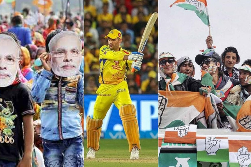 Don't Be Surprised If You See Political Ads For Parties Like BJP, Congress During IPL 2019