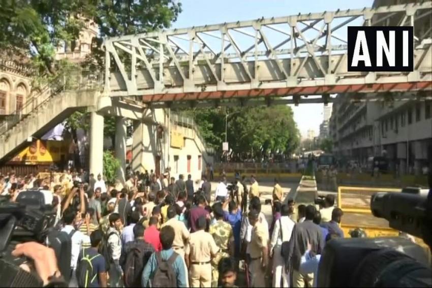 Mumbai Bridge Collapse: BMC To Decide On Dismantling Structure Near CST Railway Station